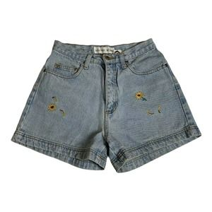 ANCHOR BLUE Junior Jeans  Shorts  Size 9 Waist 26